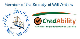 Member of the Society of will writers logo