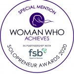 Woman Who Achieves award